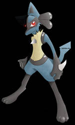 Always Room For Lucario by lStarSeekerl