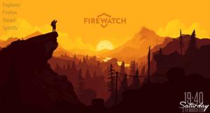 Firewatch Parallax Theme 1.0.0