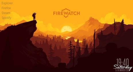 Firewatch Parallax Theme 1.5.0 by TheFawxyOne