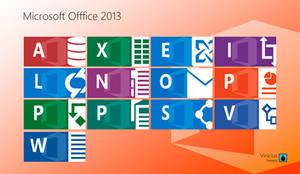 Microsoft Offfice 2013 wide tiles for oblytile.