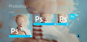 Adobe Photoshop CC 2014 tiles for oblytile.