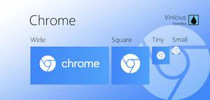 Chrome tiles for oblytile.