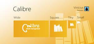 Calibre - E-book management tiles for oblytile.