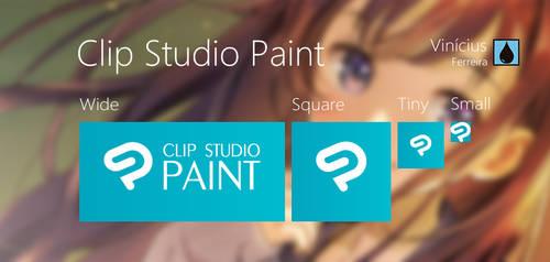 Clip Studio Paint tiles for oblytile.