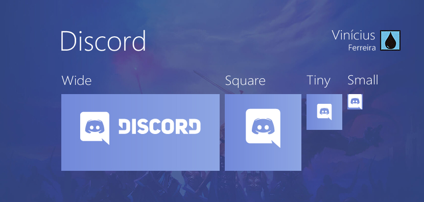 how to change discord icon color