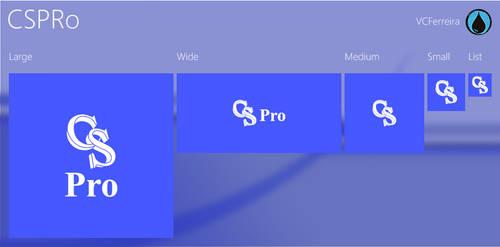 CSPro tiles for TileCreator
