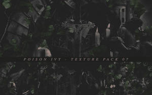 Texture Pack 07 - Poison Ivy by jakepatt