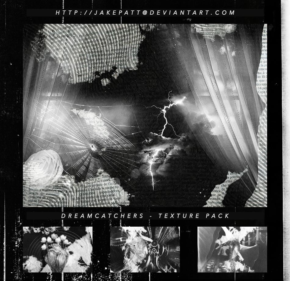 Texture Pack #16 - Dreamcatchers