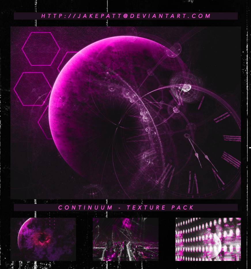 Texture Pack 24 - Continuum