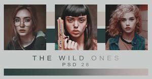 PSD 28 - The Wild Ones