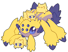 mama spider (animated)