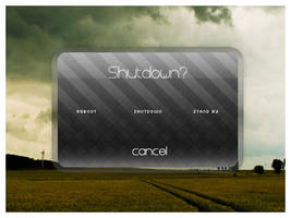dark.style for sShudown by serega