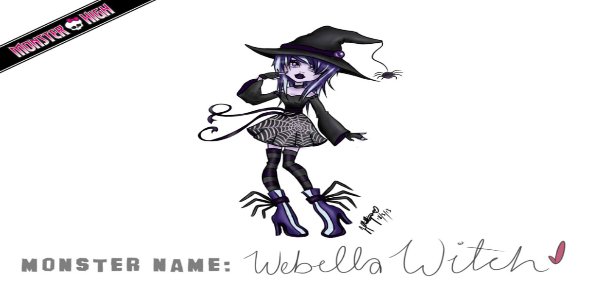 Webella Witch Competition by MangaCrazy101