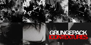 grunge icontextures pack