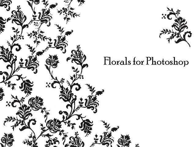 Florals for PS by surfing-ant