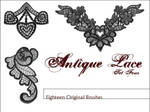 Antique Lace Set Four