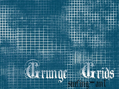 Grunge Grid Brushes