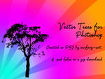 Vector Trees for Photoshop