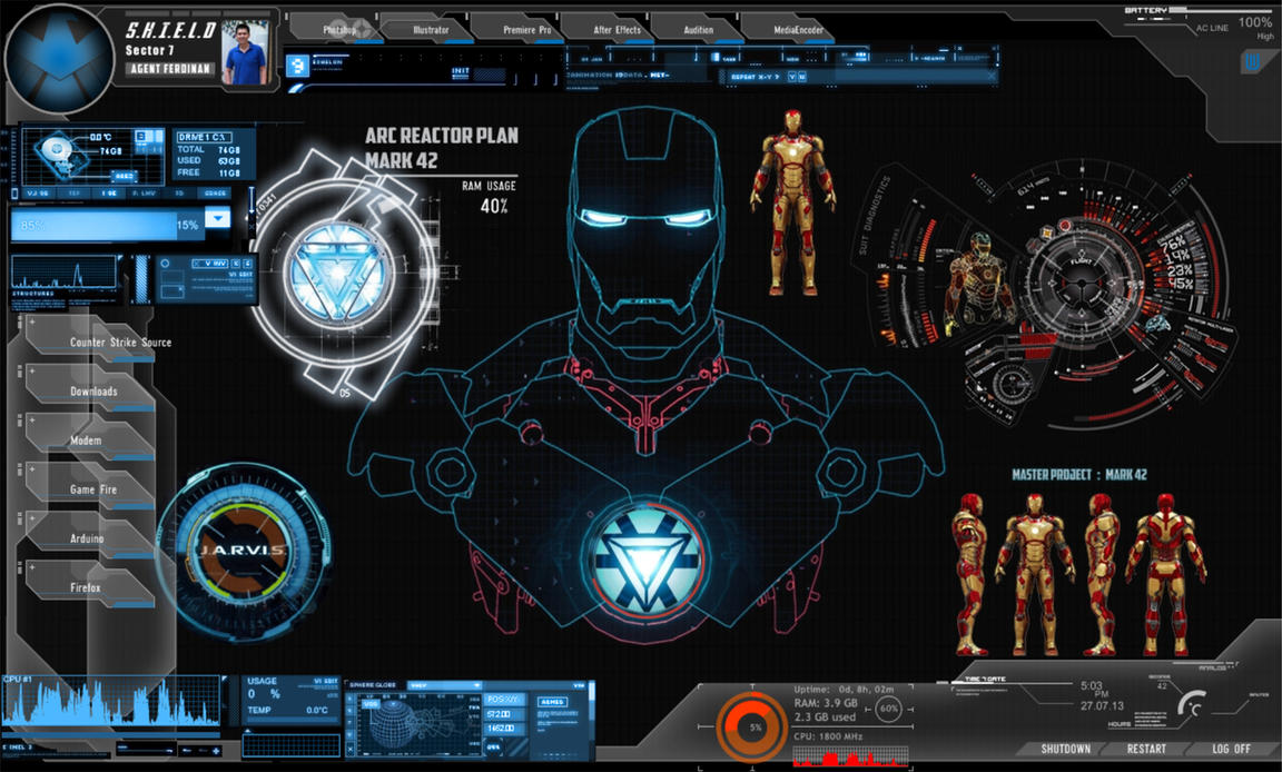 Iron man mark 42 project shield by maxiquinn09 on deviantart iron man mark 42 project shield by maxiquinn09 publicscrutiny Gallery