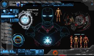 Iron man MARK 42 Project + S.H.I.E.L.D