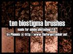 BioStigma Brushes