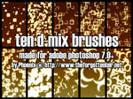 D-Mix Brushes