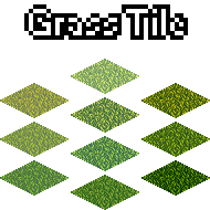 Grass Tile by yamashta