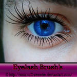 Eyelash Brushes