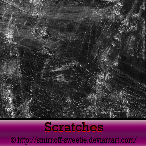 Scratches by Smirnoff-Sweetie