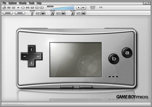 Gameboy Micro Skin
