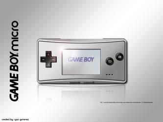 Gameboy Micro Wallpaper