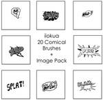 20 Comical Brushes