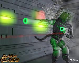 Ravage Firefight