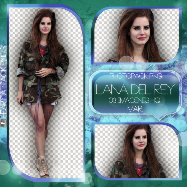 +Photopack png de Lana del Rey. by MarEditions1