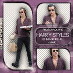 +Photopack png de Harry Styles.
