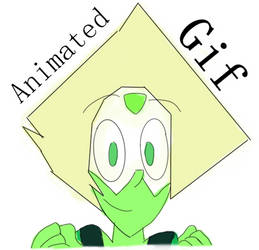 Peridot expressions animation (unfinished) by PXY-ART