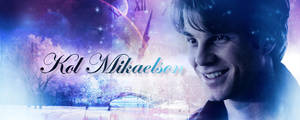 Kol Mikaelson Banner