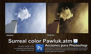 Surreal color Pawluk