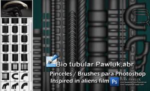 Bio tubular Pawluk Aliens film