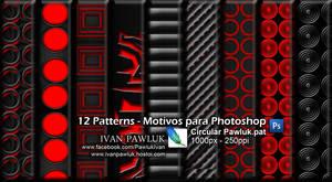 Circular Pawluk Patterns