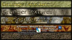 Grunger Pawluk Patterns