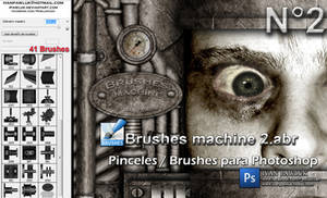 Brushes machine 2 - PAWLUK