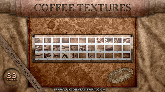 COFFEE TEXTURES PAWLUK