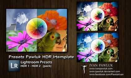 Presets Pawluk - similar HDR by ipawluk
