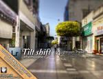 Tilt shift PAWLUK Presets