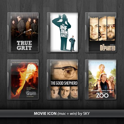 Matt Damon Movies Pack 2 by siaky001 on DeviantArt