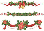 Christmas Decorations Vector Pack