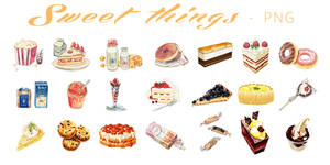 PNG#7 Sweet Things
