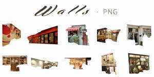 PNG#13 Walls