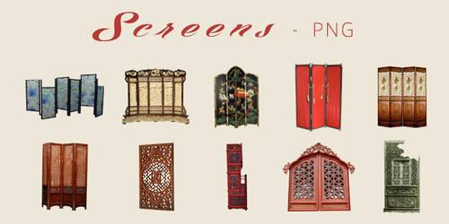 PNG#15 Screens